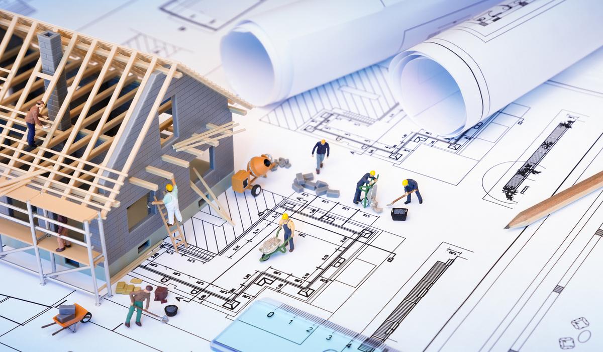 Проектирование в строительстве